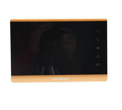TC-2000+MH-Z1可视对讲室内机 金色款