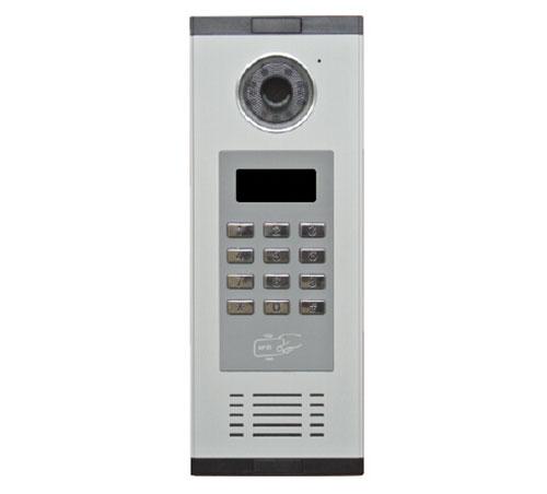 1000系列可视楼宇对讲门口机1100D-6B款