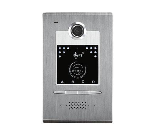 TC-2000+D-AA可视楼宇对讲单元门口机