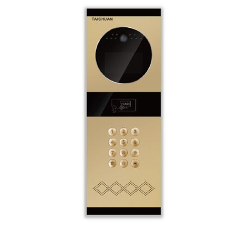 数字楼宇可视对讲门口机TC-3000D-K