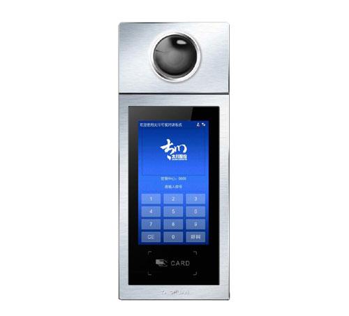 数字可视对讲TC-3000D-X超薄壁挂式单元门口机