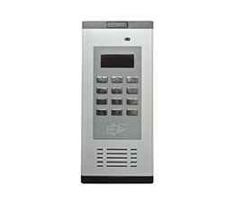 1000系列非可视楼宇门口机TC-1000D-6 楼宇对讲系统
