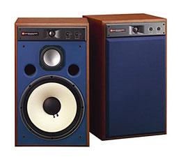 JBL 4-5监听音箱